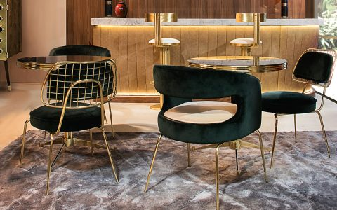 Top 5 Exquisite Dining Chairs by Essential Home | It can be on the sleek lines of a futuristic chair, retro ads that defined a generation, classic and iconic movie stars and heartbreakers from the 60's, you name it. #diningchairs #diningroom #diningtable #interiordesign #homedecor  Top 5 Exquisite Dining Chairs by Essential Home featured 8 480x300