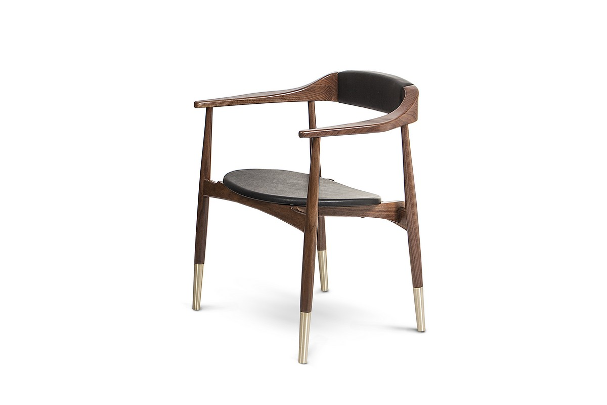 Top 5 Exquisite Dining Chairs by Essential Home | It can be on the sleek lines of a futuristic chair, retro ads that defined a generation, classic and iconic movie stars and heartbreakers from the 60's, you name it.#diningchairs #diningroom #diningtable #interiordesign #homedecor  Top 5 Exquisite Dining Chairs by Essential Home perry dining chair 02 HR