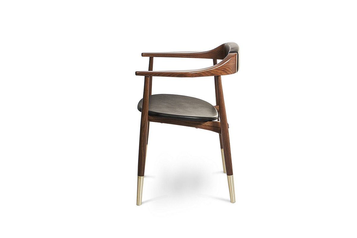 Top 5 Exquisite Dining Chairs by Essential Home | It can be on the sleek lines of a futuristic chair, retro ads that defined a generation, classic and iconic movie stars and heartbreakers from the 60's, you name it.#diningchairs #diningroom #diningtable #interiordesign #homedecor  Top 5 Exquisite Dining Chairs by Essential Home perry dining chair 03 HR