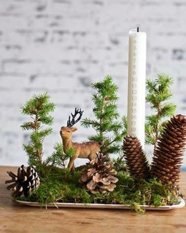 Get Your Dining Table Ready For Christmas Season | The countdown for Christmas is here! There are only 20 days left to the magical season and we bring to you the best ideas for you to decor your dining room. #christmas #christmasdecor #homedecor #diningroom #diningtable  Get Your Dining Table Ready For Christmas Season 1891a1093c3a1e90d9ff34bbebdc17e7