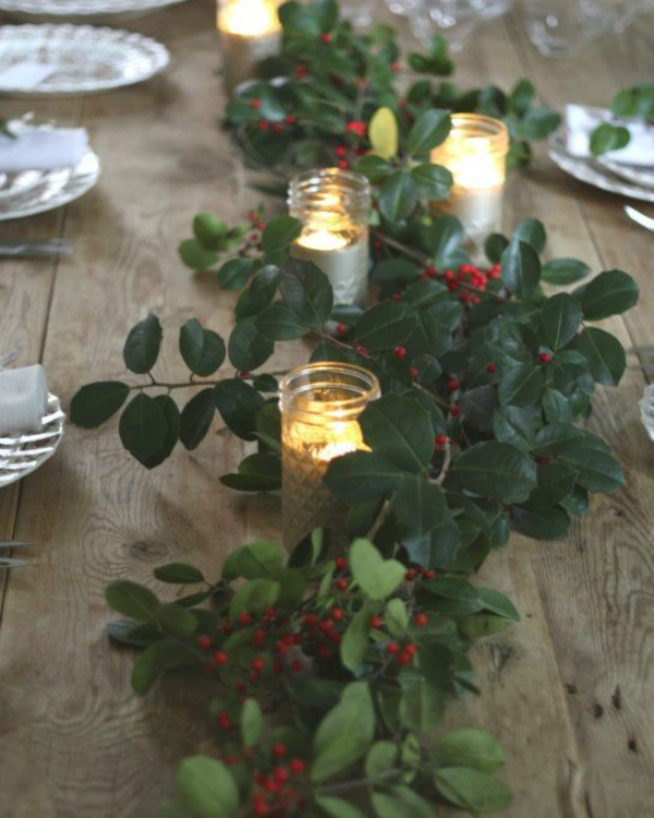 Get Your Dining Table Ready For Christmas Season | The countdown for Christmas is here! There are only 20 days left to the magical season and we bring to you the best ideas for you to decor your dining room. #christmas #christmasdecor #homedecor #diningroom #diningtable  Get Your Dining Table Ready For Christmas Season 560d17f86bcae44c2df7d5ff13f7cd30