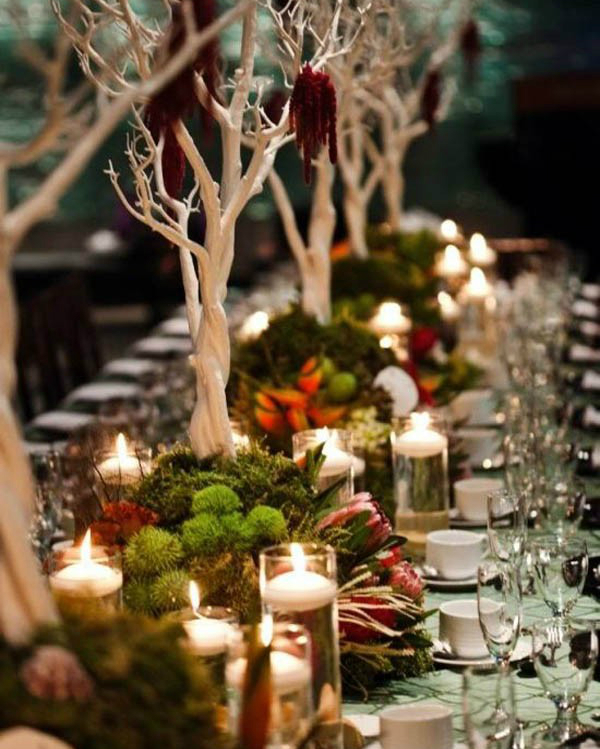 Get Your Dining Table Ready For Christmas Season | The countdown for Christmas is here! There are only 20 days left to the magical season and we bring to you the best ideas for you to decor your dining room. #christmas #christmasdecor #homedecor #diningroom #diningtable  Get Your Dining Table Ready For Christmas Season christmas decoration ideas christmas dining tablescapes