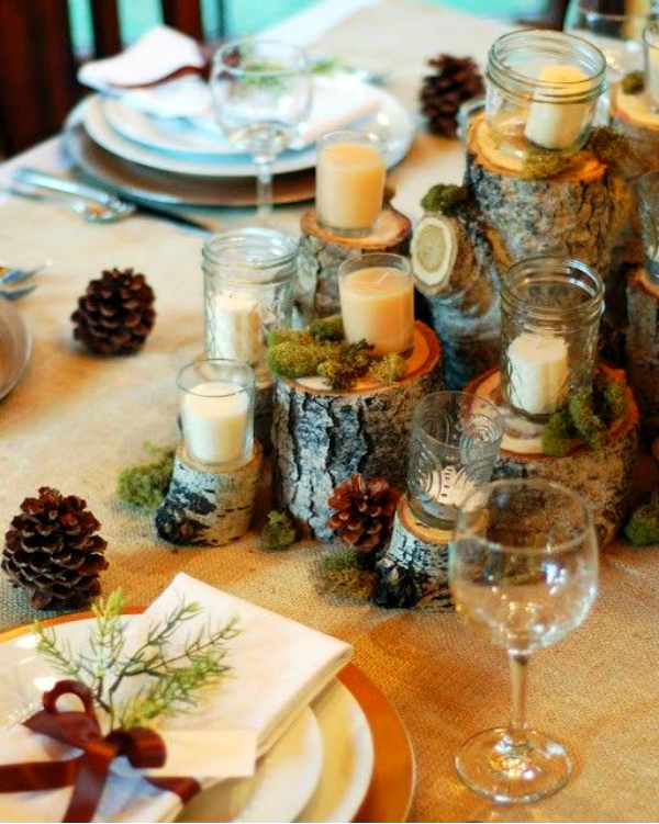 Get Your Dining Table Ready For Christmas Season | The countdown for Christmas is here! There are only 20 days left to the magical season and we bring to you the best ideas for you to decor your dining room. #christmas #christmasdecor #homedecor #diningroom #diningtable  Get Your Dining Table Ready For Christmas Season f28d8c92763ba3195f81587c472117b6