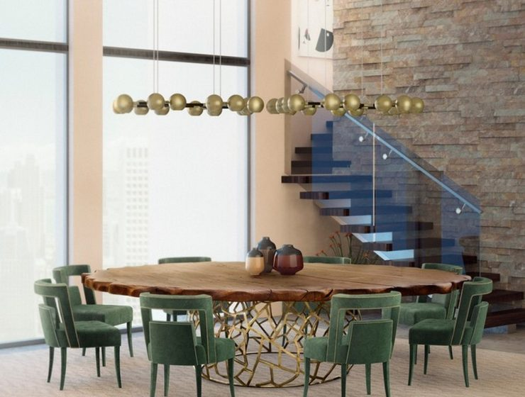 The Top Five Dining Tables For Your Dining Room  The Top Five Dining Tables For Your Dining Room 5 Perfect Dining Tables For Your Dining Room 7 740x560