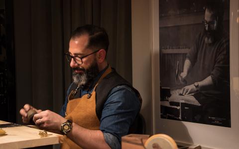 ISaloni 2018: The Art Of Craftsmanship  ISaloni 2018: The Art Of Craftsmanship blog 3 480x300