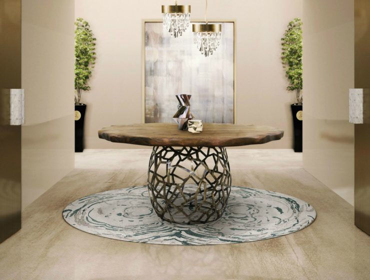 dining table Apis Dining Table: A Force Of Nature And A Glorious Design featured 3 740x560
