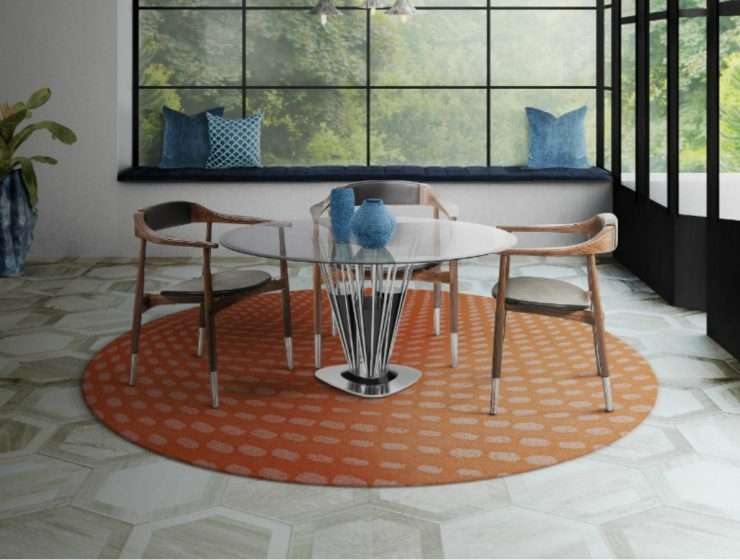 Winchester Dining Table: A Mid-century Take On Interior Design interior design Winchester Dining Table: A Mid-century Take On Interior Design featured 7 740x560