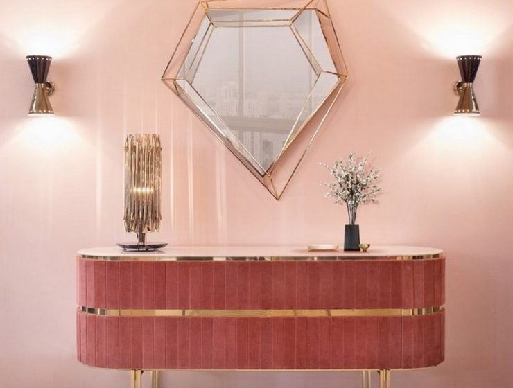 Summer Home Decor Trends: Wacht Out! Home Decor Trends Summer Home Decor Trends: Wacht Out! geometric patterns 740x560