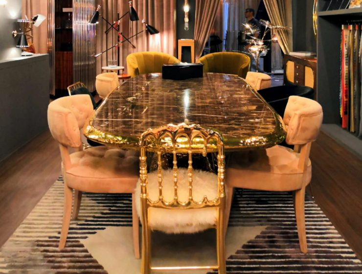 maison et objet The Stonehenge Dining Table: A Modern Classic Icon At Maison et Objet featured 4 740x560