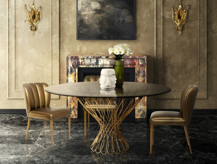 Top Contemporary Dining Tables For Your Dining Room contemporary dining tables Top Contemporary Dining Tables For Your Dining Room featured 6 740x560