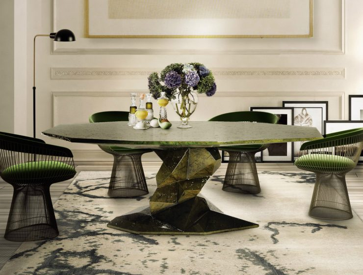 modern dining table designs 5 Modern Dining Table Designs You Shouldn't Miss featured 1 740x560