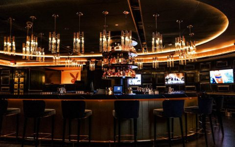 dining room chairs Exclusive Dining Room Chairs at The Playboy Club NYC featured 10 480x300