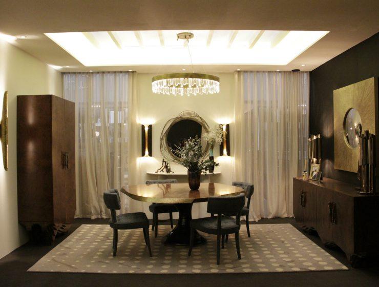 Top Minimal Dining Table Designs minimal dining table designs Top Minimal Dining Table Designs featured 3 740x560