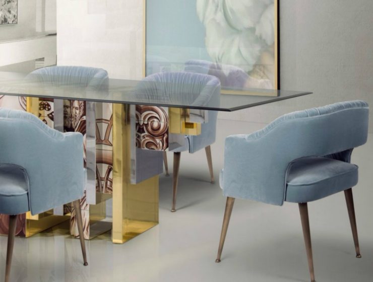 Artistic Dining Table Ideas For An Exquisite Dining Room Decor (Part II) featured 8 740x560