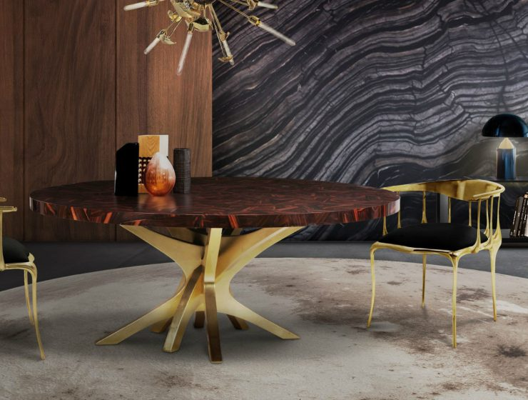 Patch Dining Table: Craftsmanship, Luxury and Contemporary Design contemporary design Patch Dining Table: Craftsmanship, Luxury and Contemporary Design featured 4 740x560
