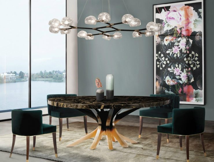 luxury dining chairs Luxury Dining Chairs You Will Find at Covet NYC featured 5 740x560