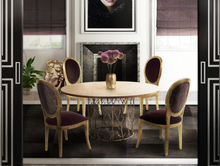 trendy dining tables Trendy Dining Tables For 2019 featured 5 1 740x560