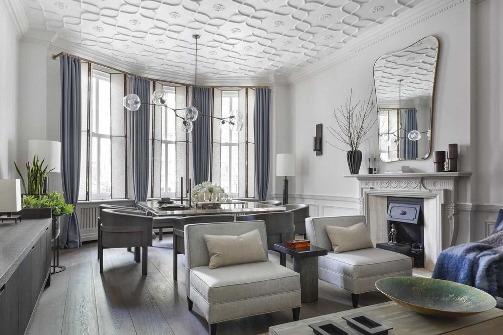 Luxury Interior Design Today: Dining Room Projects by Janine Stone janine stone Luxury Interior Design Today: Dining Room Projects by Janine Stone 1 Humphrey Munson