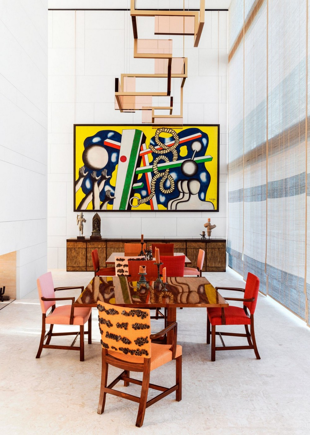 Materiality, Texture, Scale Light: Dining Room Projects by Peter Marino peter marino Materiality, Texture, Scale Light: Dining Rooms by Peter Marino 1 Yahoo News