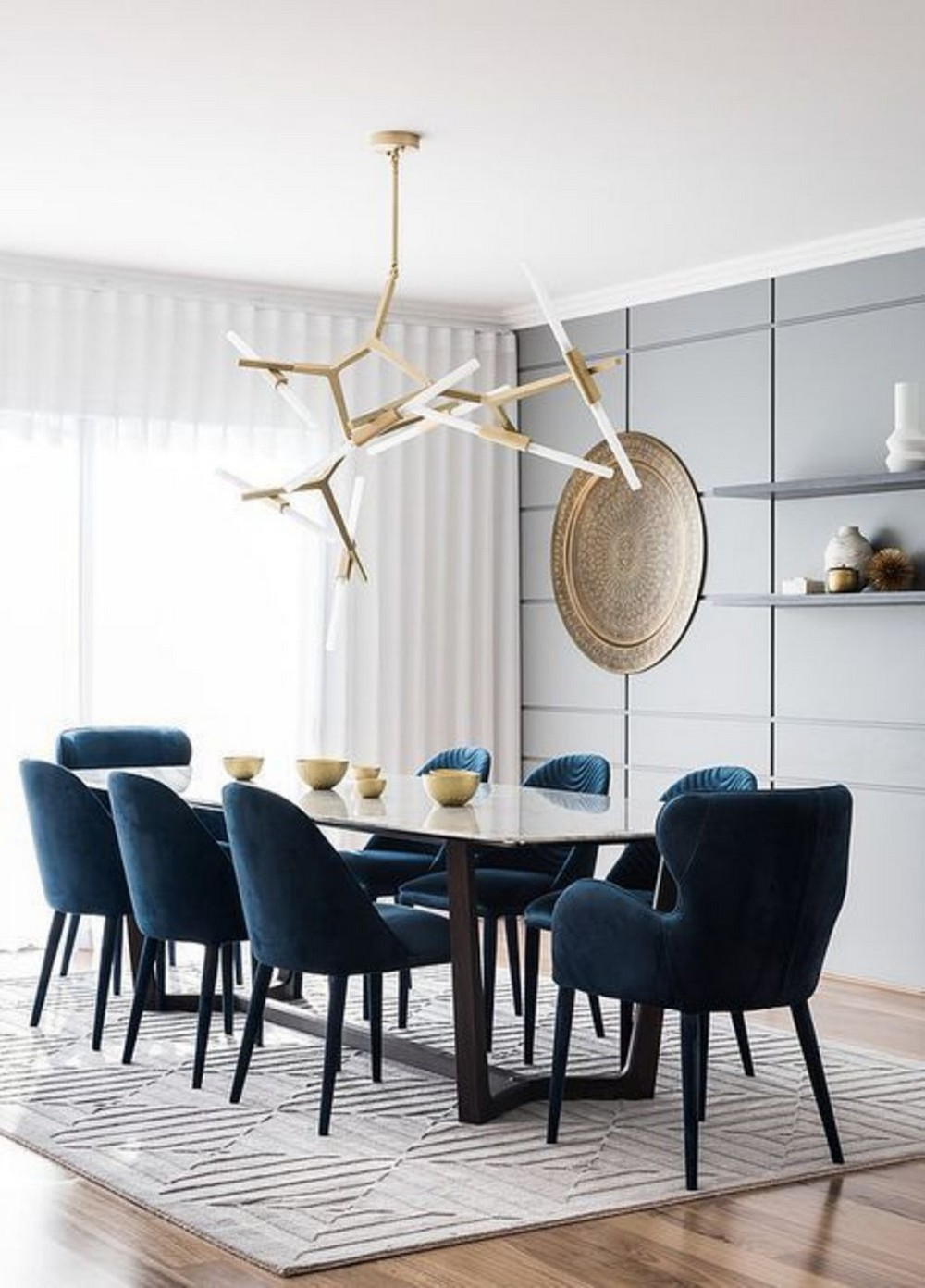 Marvelous Dining Room Designs by Elena Ponomarenko and Vitta Group elena ponomarenko Marvelous Dining Room Designs by Elena Ponomarenko and Vitta Group 2 Pinterest 1