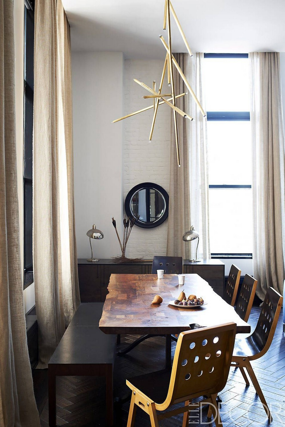 Billy Cotton: Thrilling Dining Room Projects billy cotton Billy Cotton: Thrilling Dining Room Projects 3 elle decor