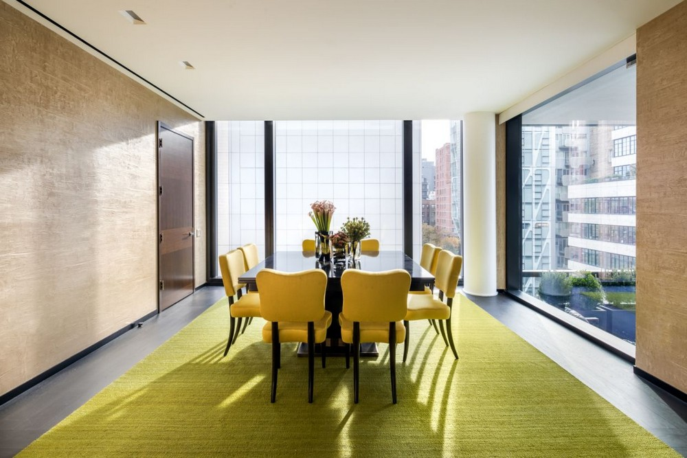Materiality, Texture, Scale Light: Dining Room Projects by Peter Marino peter marino Materiality, Texture, Scale Light: Dining Rooms by Peter Marino 4 Yahoo News