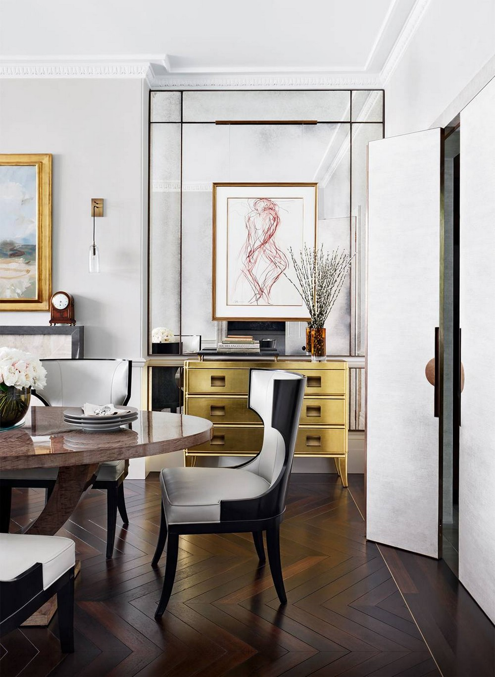 Luxury Interior Design Today: Dining Room Projects by Janine Stone janine stone Luxury Interior Design Today: Dining Room Projects by Janine Stone 4 house garden
