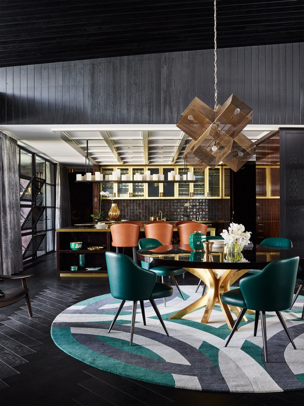 Warm, Layered, Liveable Spaces: Dining Rooms by Greg Natale greg natale Warm, Layered, Liveable Spaces: Dining Rooms by Greg Natale 5 Best Interior Designers