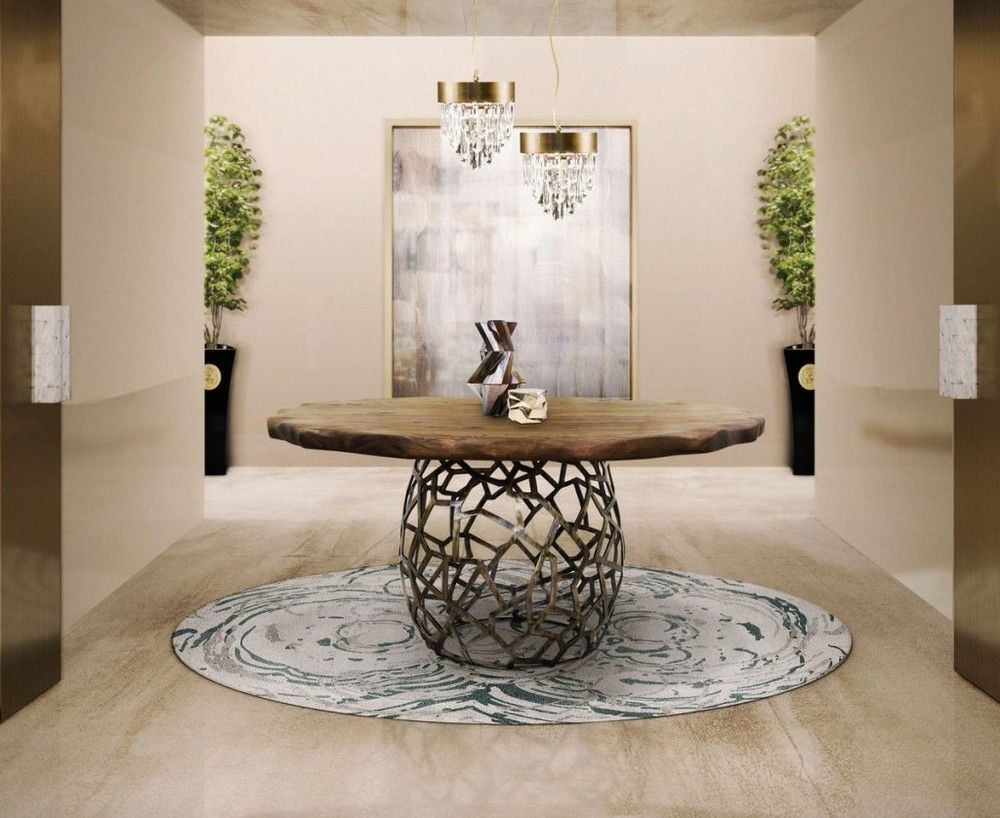 Biophilia Earth Tones: The Dining Tables dining tables Biophilia Earth Tones: The Dining Tables apis2