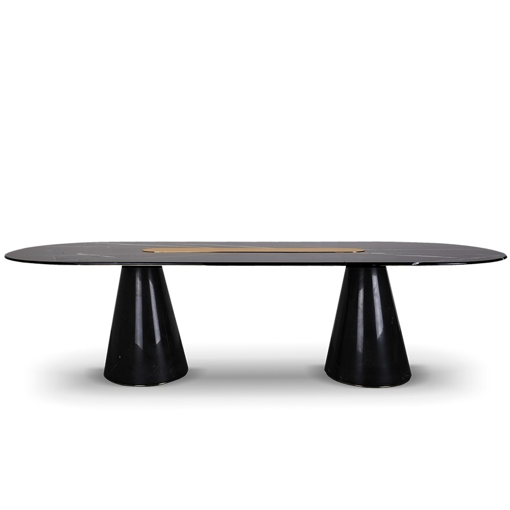 Art Deco Retro Vibe: The Dining Tables dining tables Art Deco Retro Vibe: The Dining Tables bertoia2