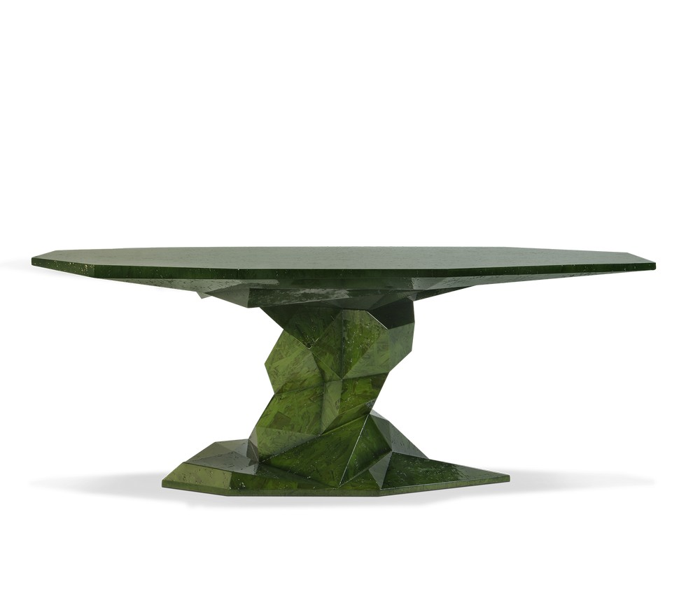 Biophilia Earth Tones: The Dining Tables dining tables Biophilia Earth Tones: The Dining Tables bonsai