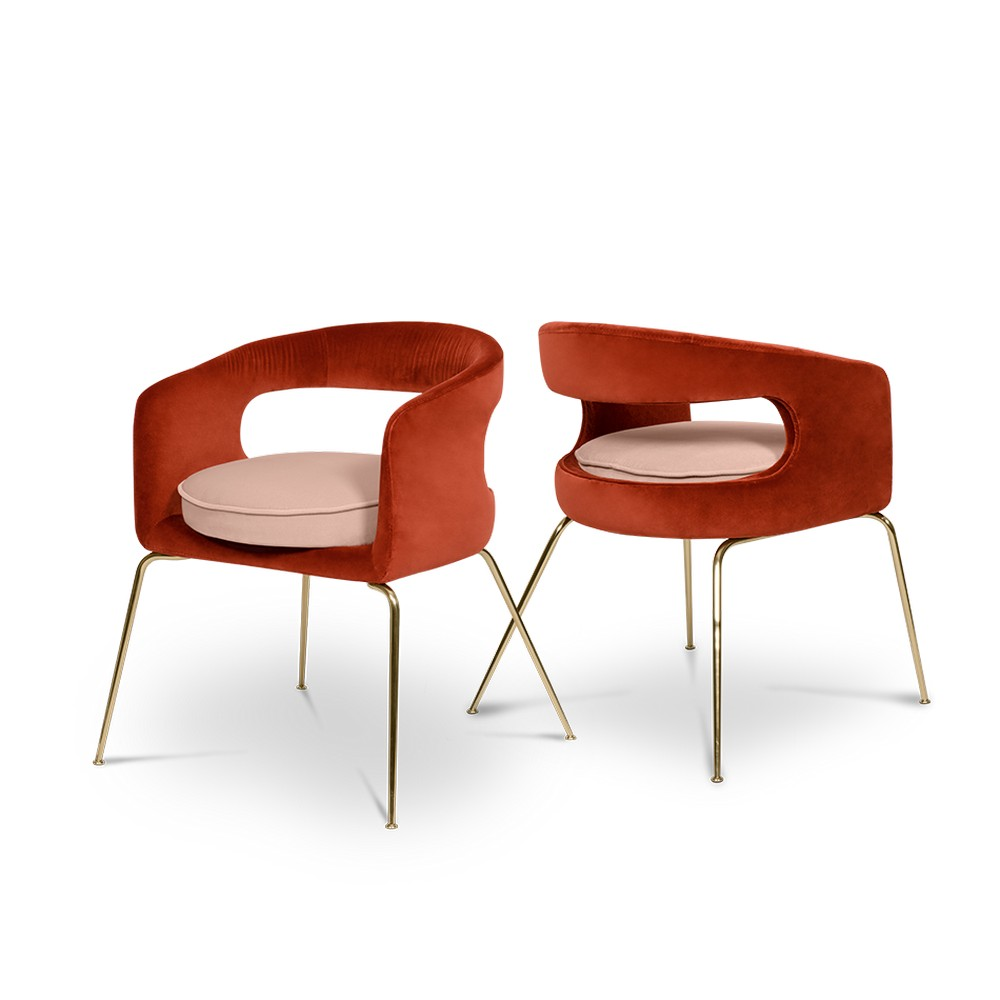 Retro Vibe Mid-century: The Dining Chairs dining chairs Retro Vibe Mid-century: The Dining Chairs ellen