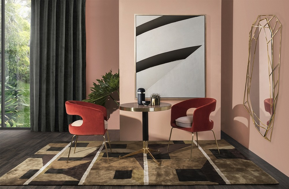 Retro Vibe Mid-century: The Dining Chairs dining chairs Retro Vibe Mid-century: The Dining Chairs ellen2