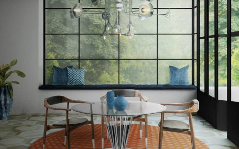 Art Deco Retro Vibe: The Dining Tables dining tables Art Deco Retro Vibe: The Dining Tables featured 2 480x300