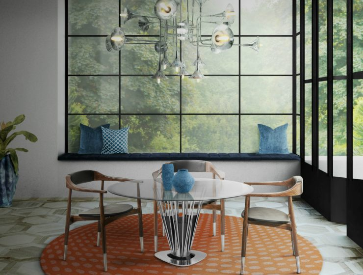 Art Deco Retro Vibe: The Dining Tables dining tables Art Deco Retro Vibe: The Dining Tables featured 2 740x560