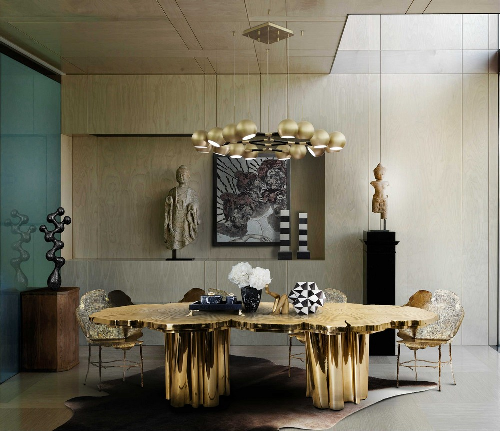 Biophilia Earth Tones: The Dining Tables dining tables Biophilia Earth Tones: The Dining Tables fortuna2