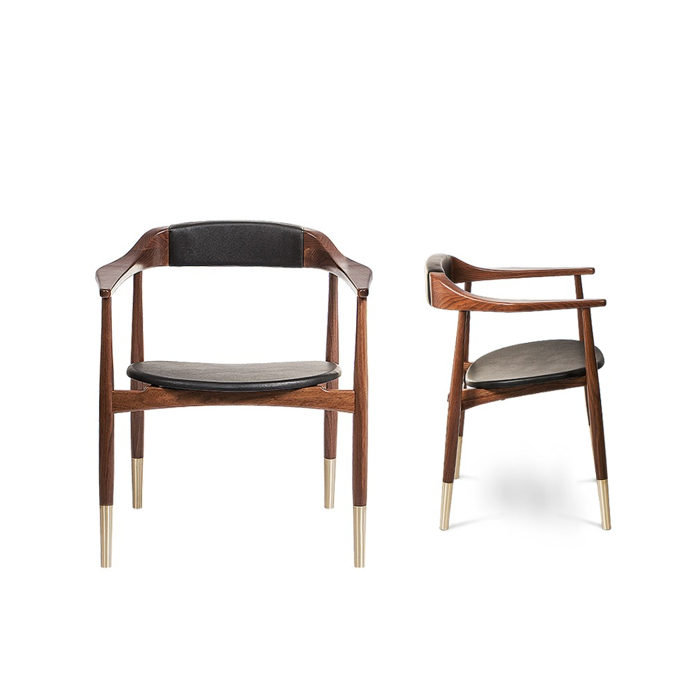 Retro Vibe Mid-century: The Dining Chairs dining chairs Retro Vibe Mid-century: The Dining Chairs perry2