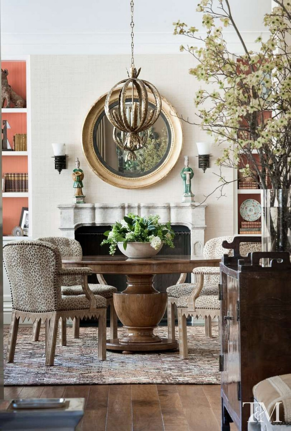 Tucker & Marks: Classic Designs, Timeless Dining Rooms tucker & marks Tucker & Marks: Classic Designs, Timeless Dining Rooms 1 tuckerr
