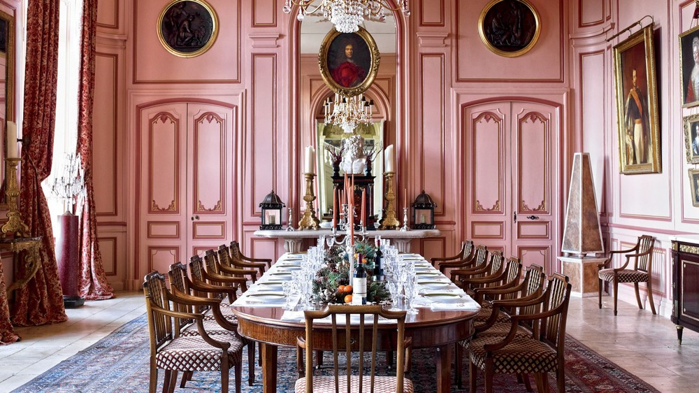 Timothy Corrigan: Classic Dining Rooms With A Royal Touch timothy corrigan Timothy Corrigan: Classic Dining Rooms With A Royal Touch 2 Architectural Digest