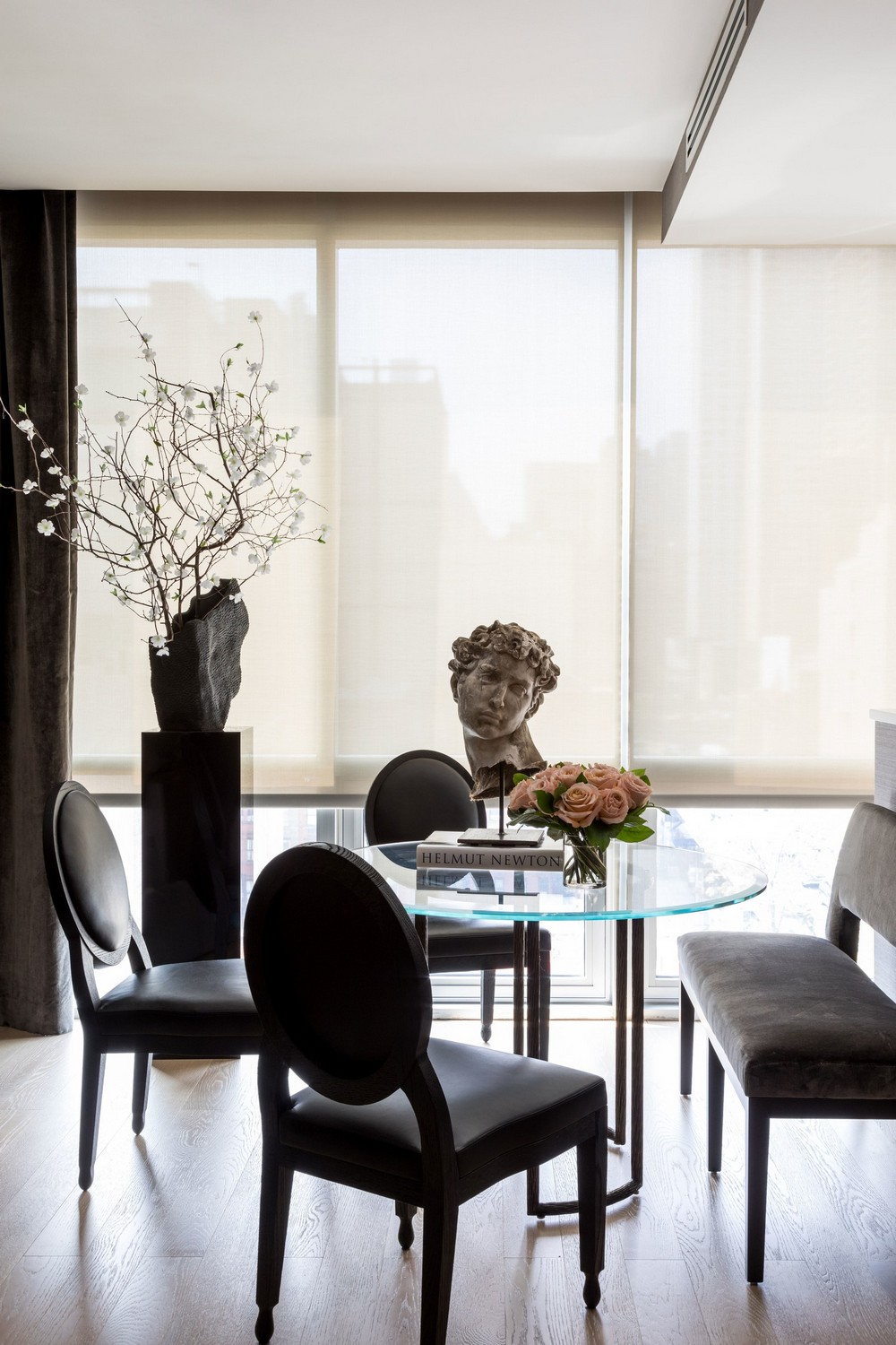 Luxury, Old-world Romance and Urban Cool: Dining Rooms by Ryan Korban ryan korban Luxury, Old-world Romance and Urban Cool: Dining Rooms by Ryan Korban 3 AD 2