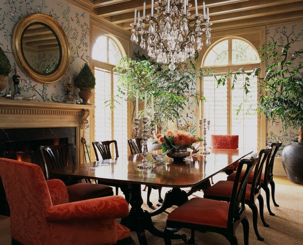 Tucker & Marks: Classic Designs, Timeless Dining Rooms tucker & marks Tucker & Marks: Classic Designs, Timeless Dining Rooms 4 tucker