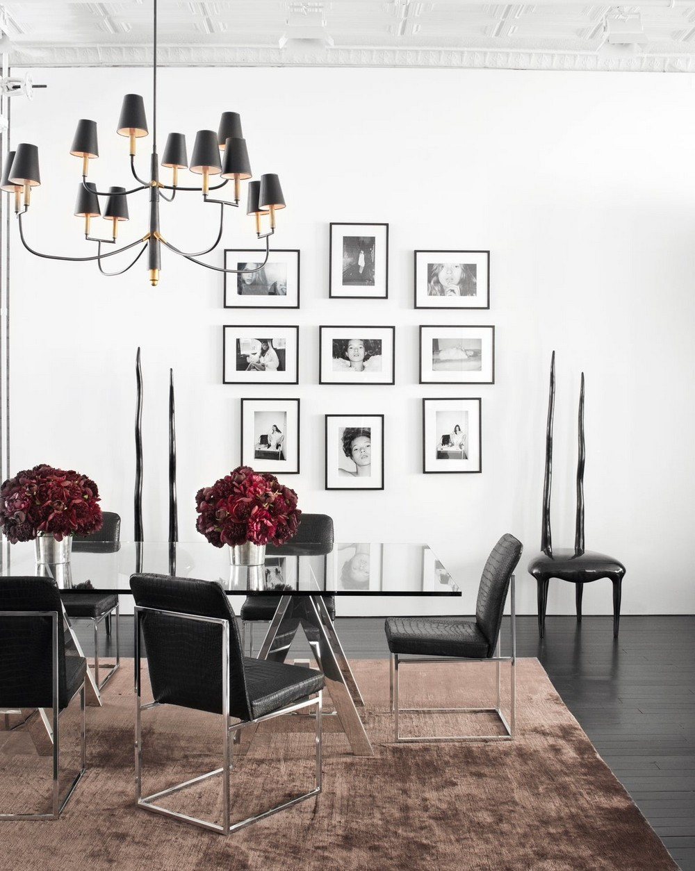 Luxury, Old-world Romance and Urban Cool: Dining Rooms by Ryan Korban ryan korban Luxury, Old-world Romance and Urban Cool: Dining Rooms by Ryan Korban 5 1stDibs