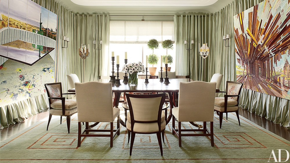 Simple Does It: Inspiring Dining Rooms by Vicente Wolf vicente wolf Simple Does It: Inspiring Dining Rooms by Vicente Wolf 5 AD