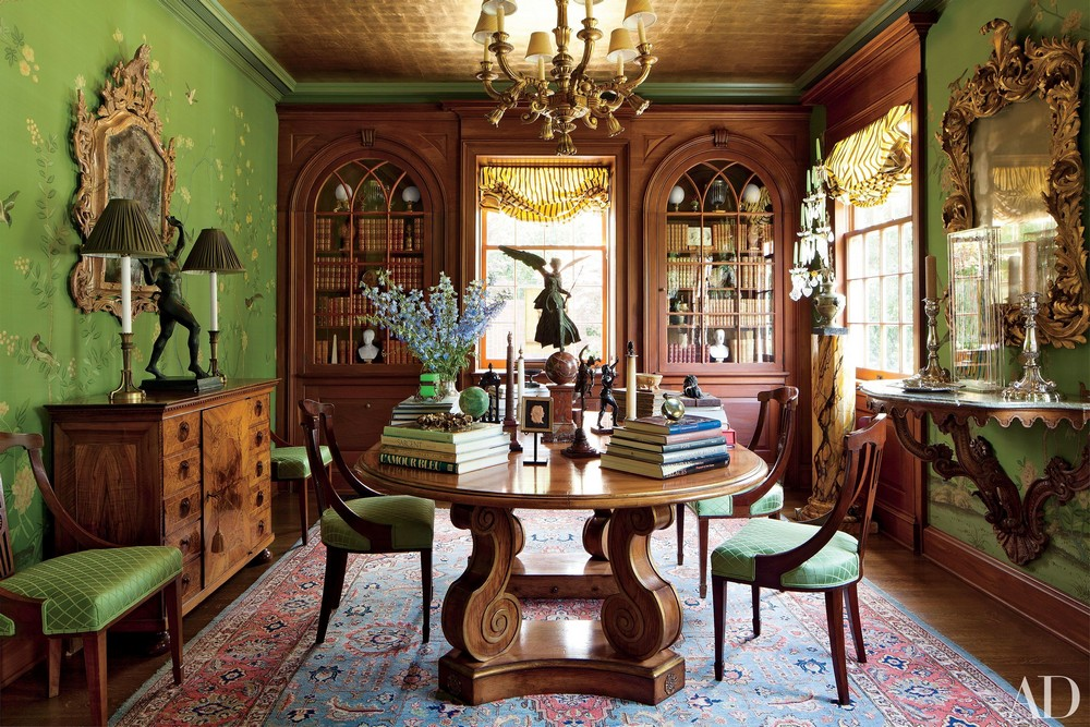 Timothy Corrigan: Classic Dining Rooms With A Royal Touch timothy corrigan Timothy Corrigan: Classic Dining Rooms With A Royal Touch 5 Architectural Digest