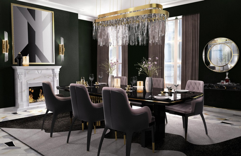 Winter Trends: Modern Dining Tables For Modern Dining Rooms modern dining tables Winter Trends: Modern Dining Tables For Modern Dining Rooms beyond2