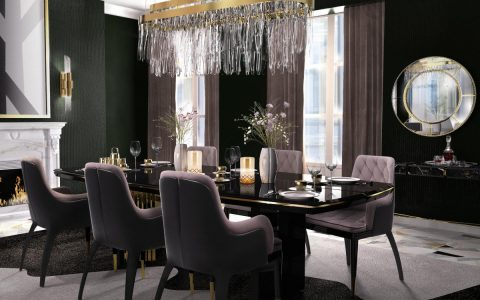 modern dining tables Winter Trends: Modern Dining Tables For Modern Dining Rooms featured 2019 11 28T150554