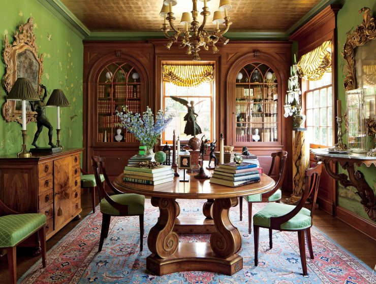 Timothy Corrigan: Classic Dining Rooms With A Royal Touch timothy corrigan Timothy Corrigan: Classic Dining Rooms With A Royal Touch featured 740x560