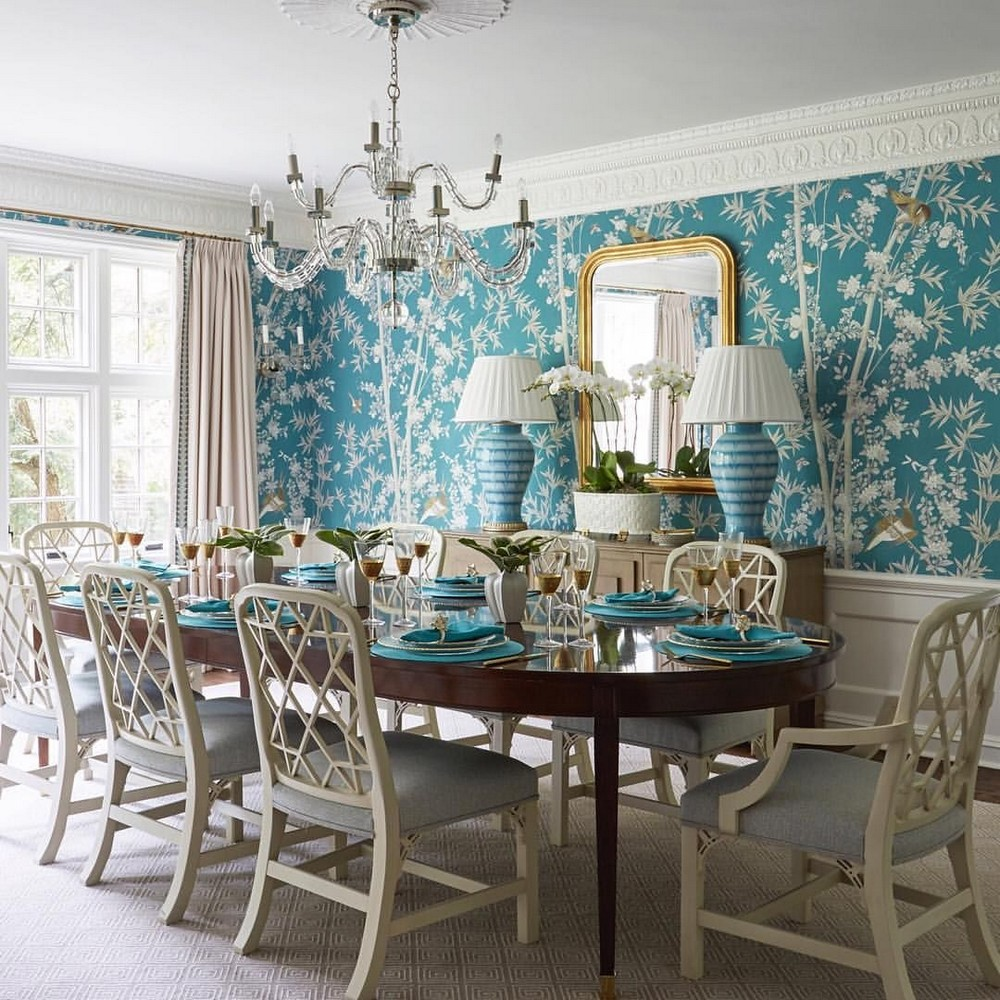 A Legacy of Superior Design: Dining Rooms by Bunny Williams bunny williams A Legacy of Superior Design: Dining Rooms by Bunny Williams 3 Pinterest