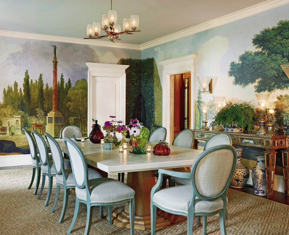 A Legacy of Superior Design: Dining Rooms by Bunny Williams bunny williams A Legacy of Superior Design: Dining Rooms by Bunny Williams 4 1stdibs