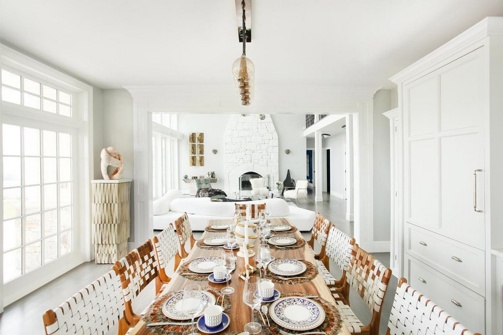 Design Meets Culture: Dining Rooms by Sasha Bikoff sasha bikoff Design Meets Culture: Dining Rooms by Sasha Bikoff 5 Sasha Bikoff